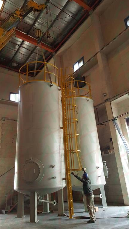 UNSATURATED POLYESTER RESIN (UPR) TANKS