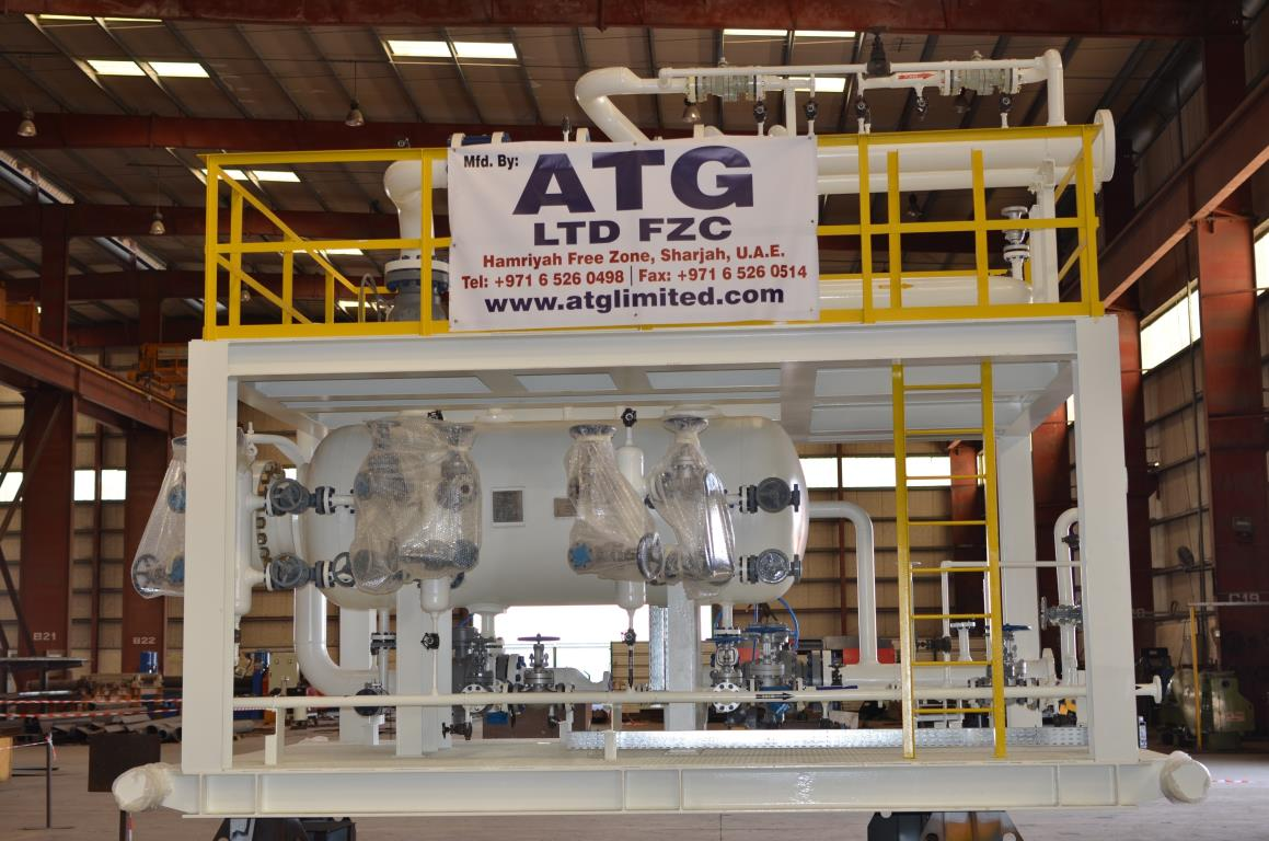 ATG - Oil and Gas, Marine, Structure, Steel Fabrication