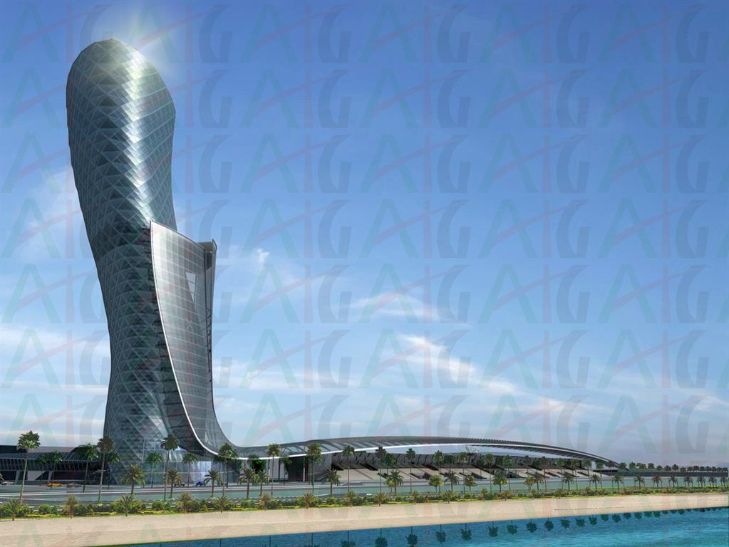 CAPITAL GATE BUILDING - ADNEC